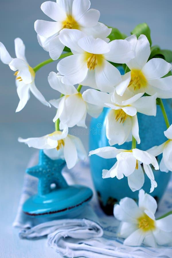 Un bel mazzo di fiori fotografie stock libere da diritti