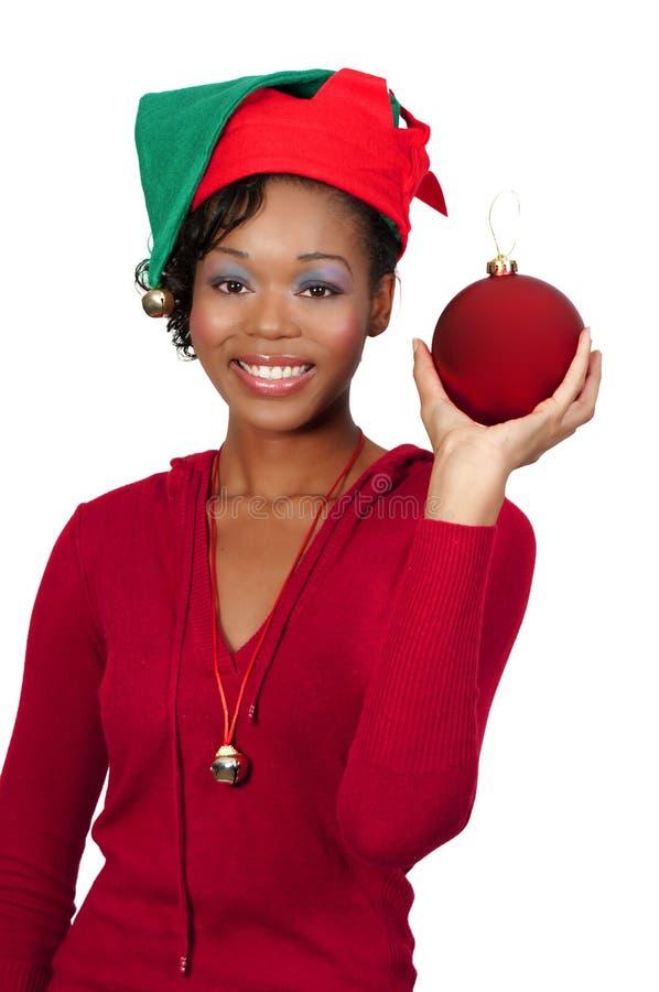 Un bello elfo della donna immagini stock libere da diritti
