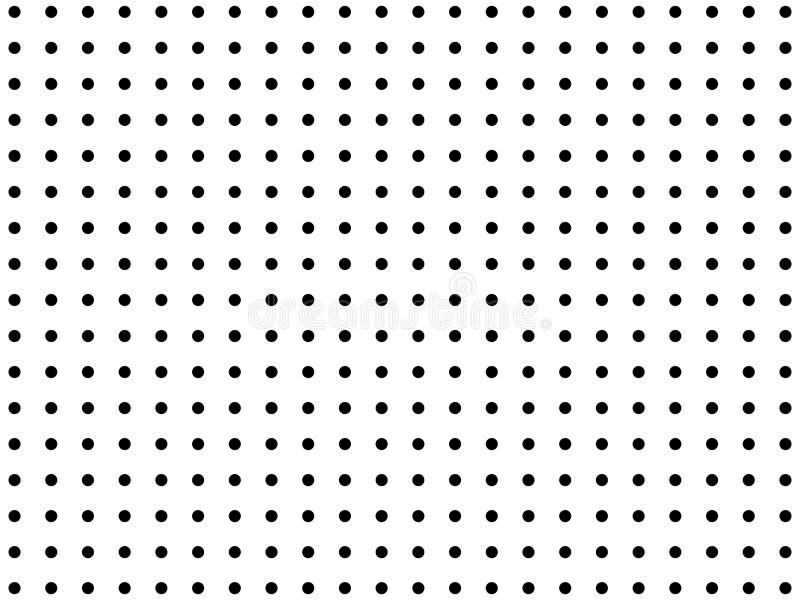 Un bello fondo in bianco e nero semplice meraviglioso royalty illustrazione gratis