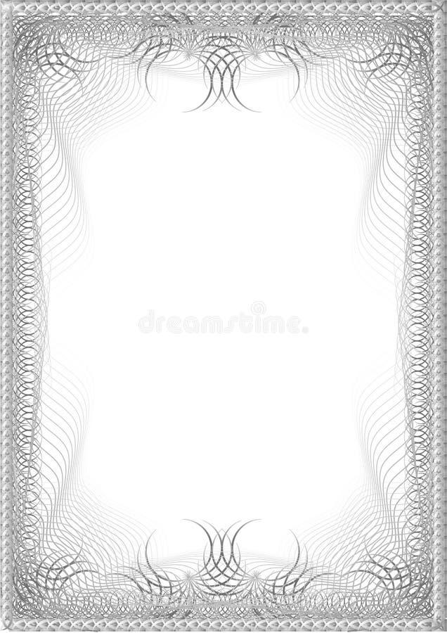 Un blanc de luxe photo stock
