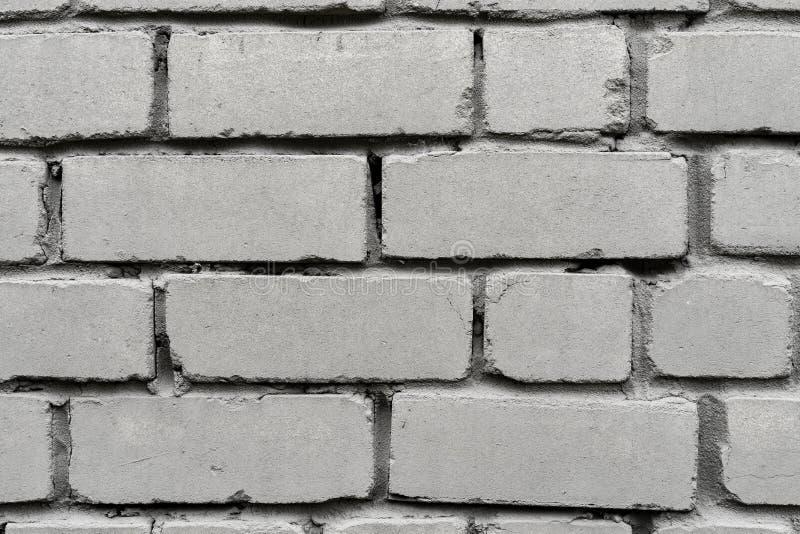 Un bloc blanc de texture de fond de mur de briques photos libres de droits