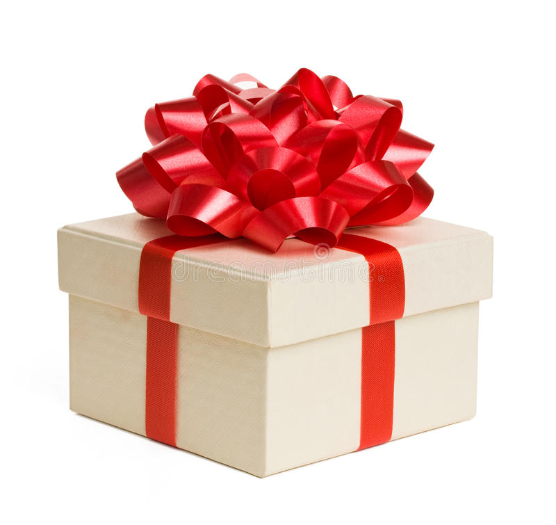 Un cadeau pour vous image libre de droits