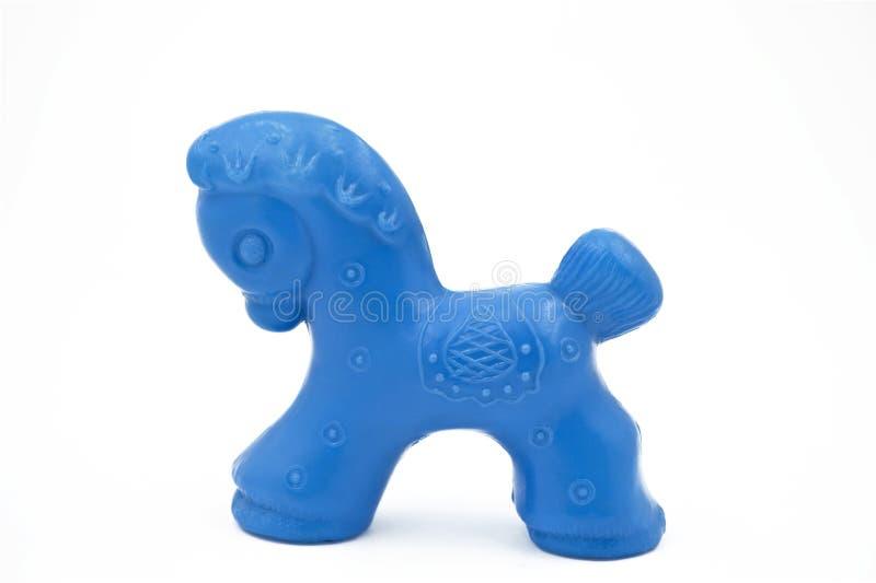 Un cavallo del giocattolo immagine stock libera da diritti