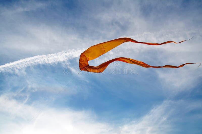 Un cerf-volant d'air photos stock