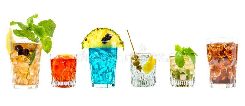 Un certain cocktail photos libres de droits