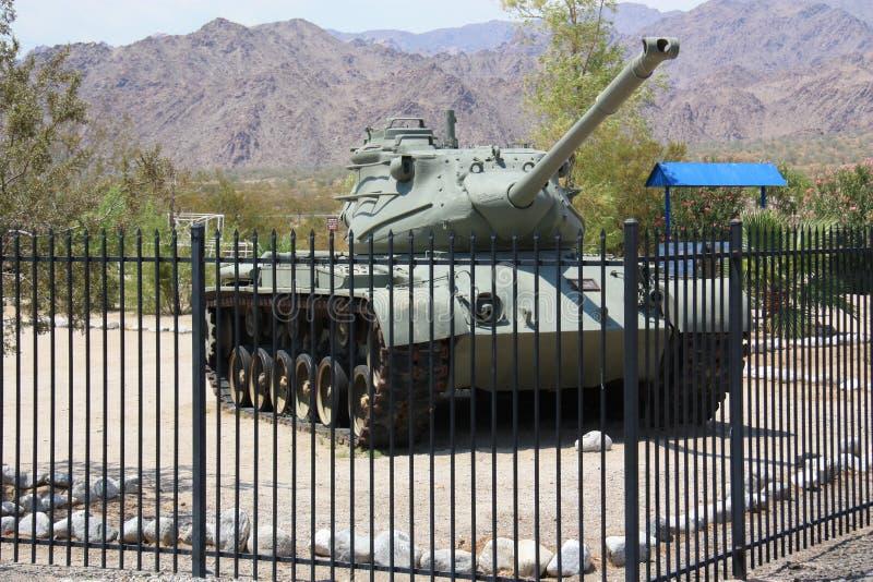 Un char de combat M60 photos stock