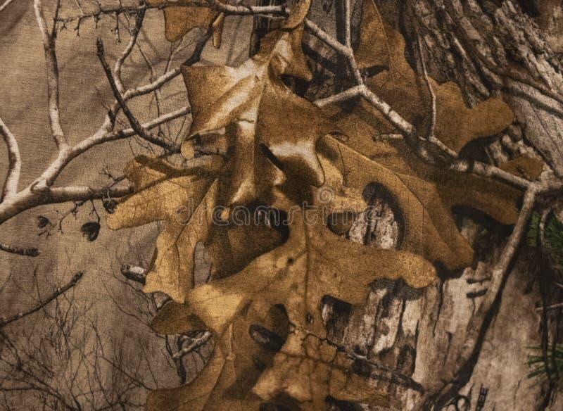 Un cierre del modelo del camuflaje para arriba fotografía de archivo libre de regalías