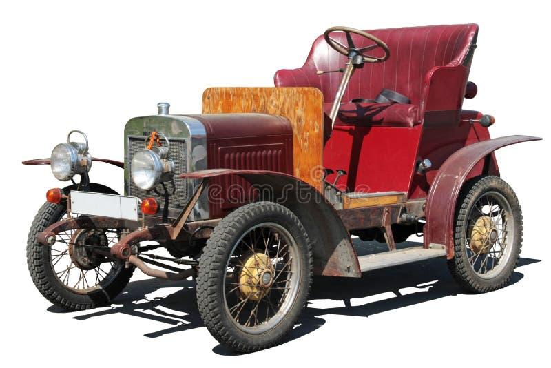 Un coche viejo foto de archivo