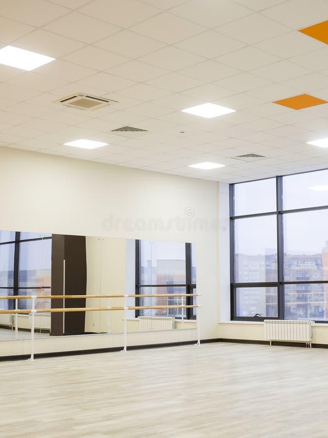 Un corridoio di dancing fotografie stock