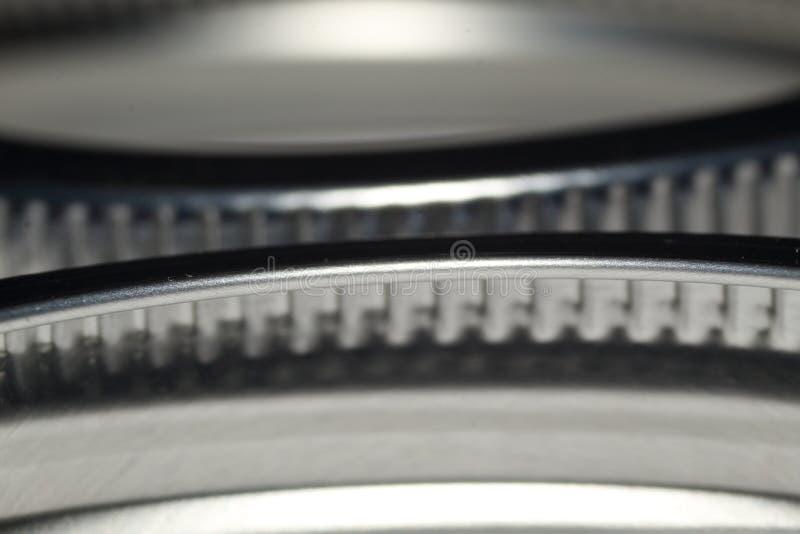 Un couvercle de mise en boîte à l'intérieur photos libres de droits