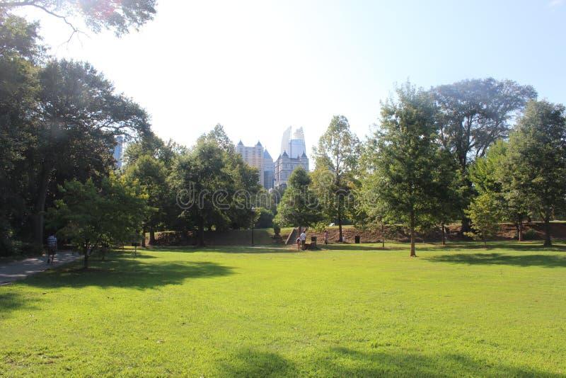 Un día en el parque foto de archivo libre de regalías