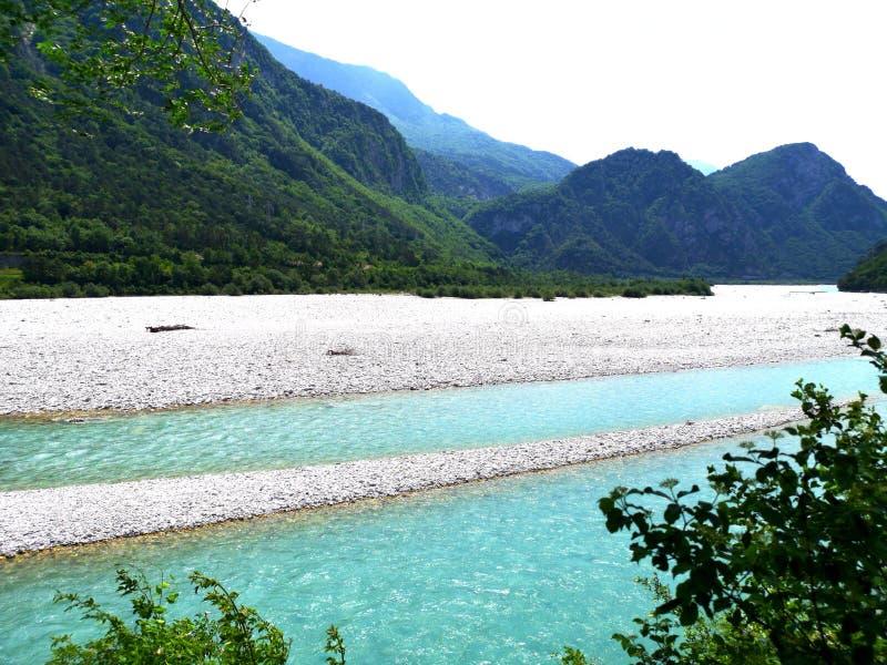 Un día soleado en el Alpen fotografía de archivo libre de regalías