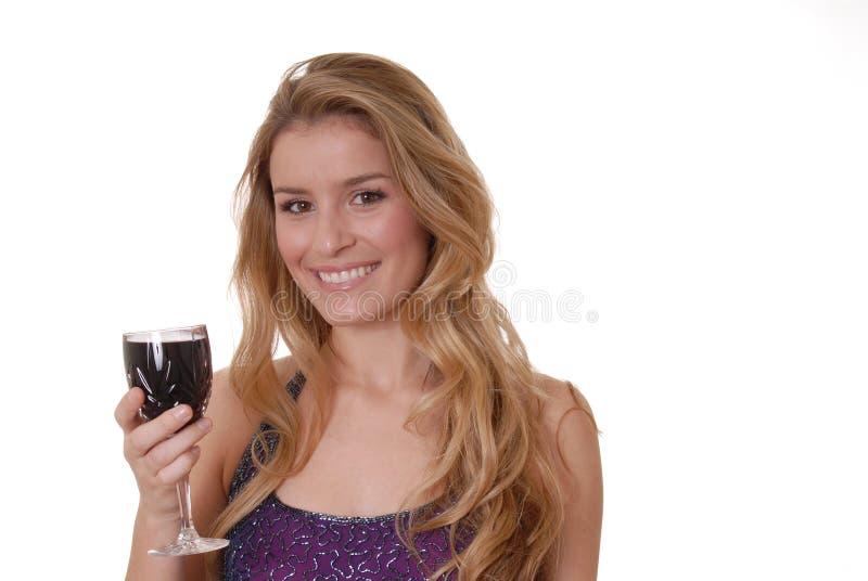 Un dígito binario del vino imagen de archivo libre de regalías