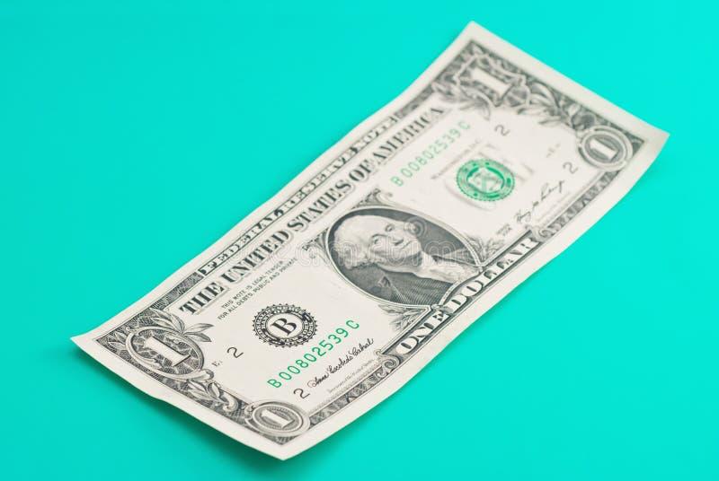 Download Un dólar foto de archivo. Imagen de intercambio, finanzas - 7288994