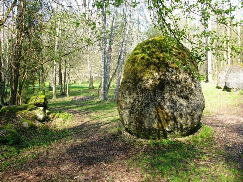 ` un ` del huevo de Dinosour imagen de archivo libre de regalías