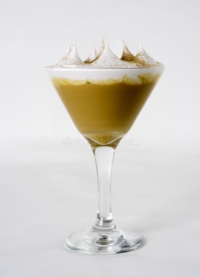 Un dessert de llamado péruvien Suspiro de peruano de tradicional de postre de gastronomie une chaux a de La photos stock