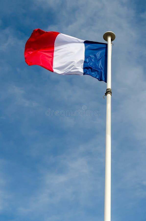 Un drapeau français photos libres de droits