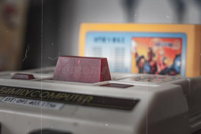 Un engranaje viejo del juego fotografía de archivo