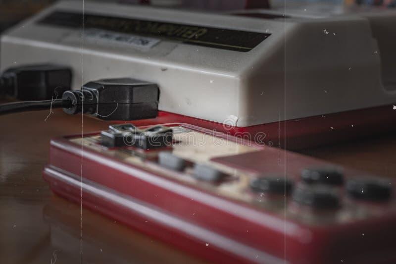 Un engranaje viejo del juego foto de archivo libre de regalías