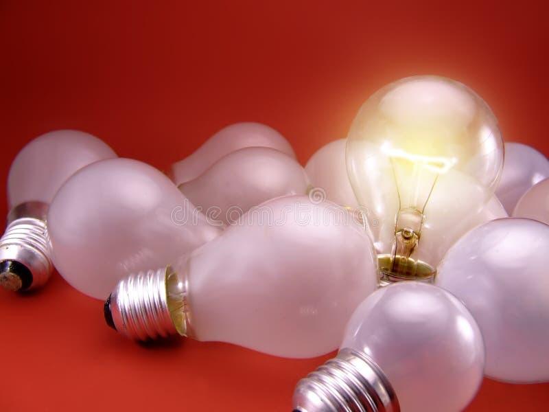 Un esprit lumineux photos libres de droits
