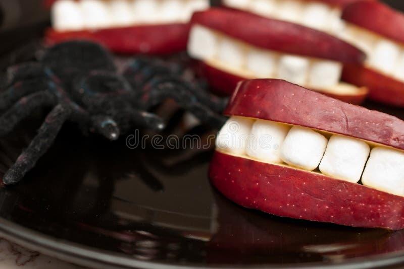 Un festin rampant de Halloween images stock