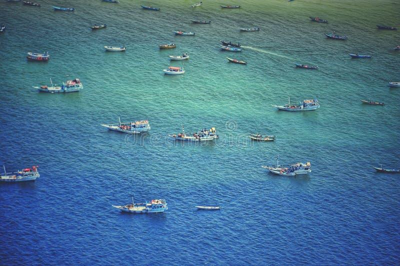 Un Fisherman& x27 ; partie de la vie de s photo libre de droits