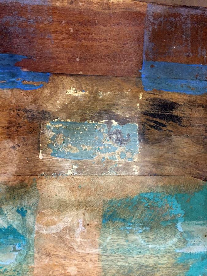 Un fond en bois coloré images libres de droits