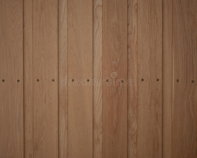 Un fond en bois de mur photo libre de droits