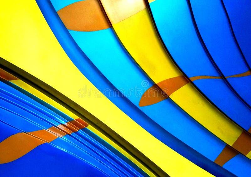 Un fond moderne coloré de texture photos stock