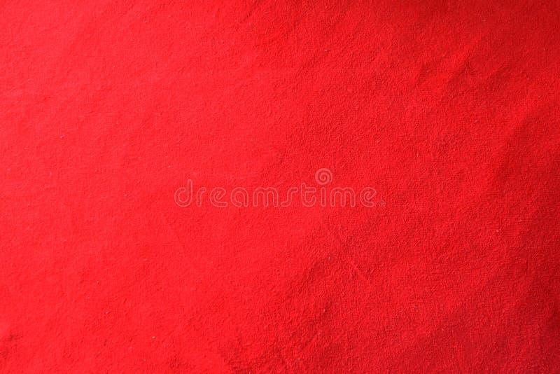 Un fondo astratto strutturato rosso immagine stock libera da diritti