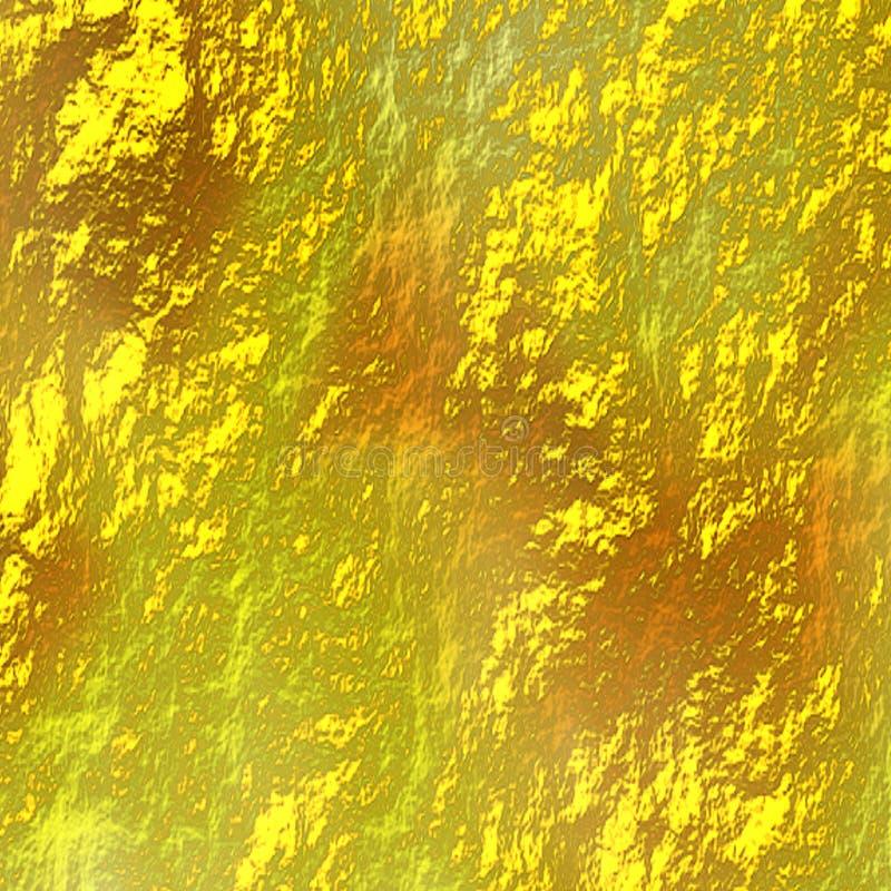 Un fondo del oro del color fotografía de archivo