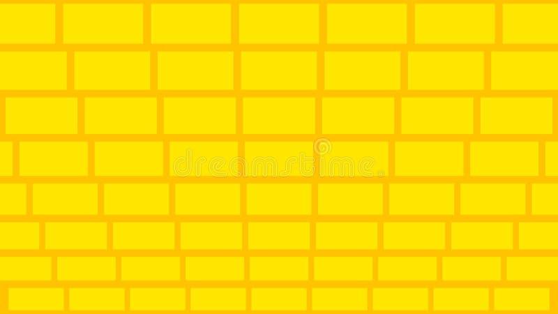 Un fondo geometrico che somiglia ai mattoni illustrazione vettoriale