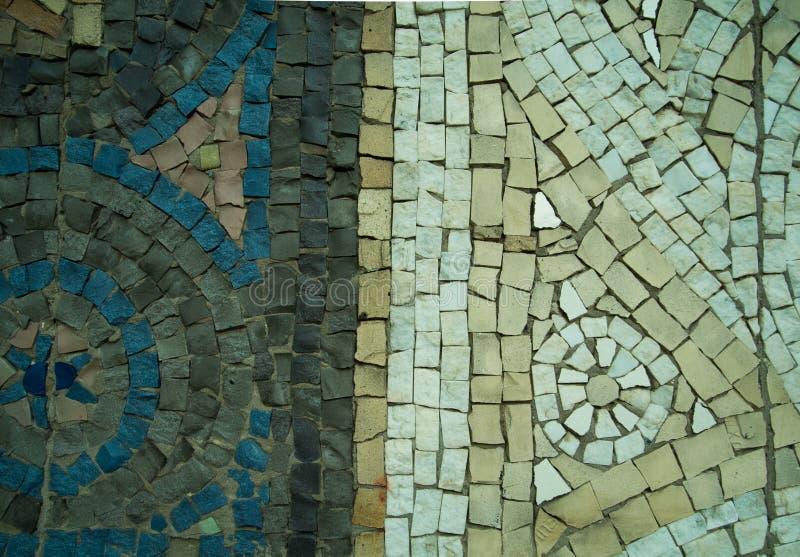 Un fondo reversible vertical de la piedra de pavimentación fotos de archivo libres de regalías