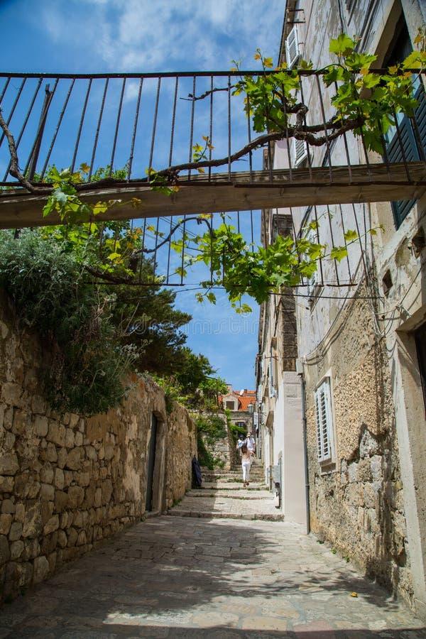 Un giorno in Ragusa fotografia stock libera da diritti