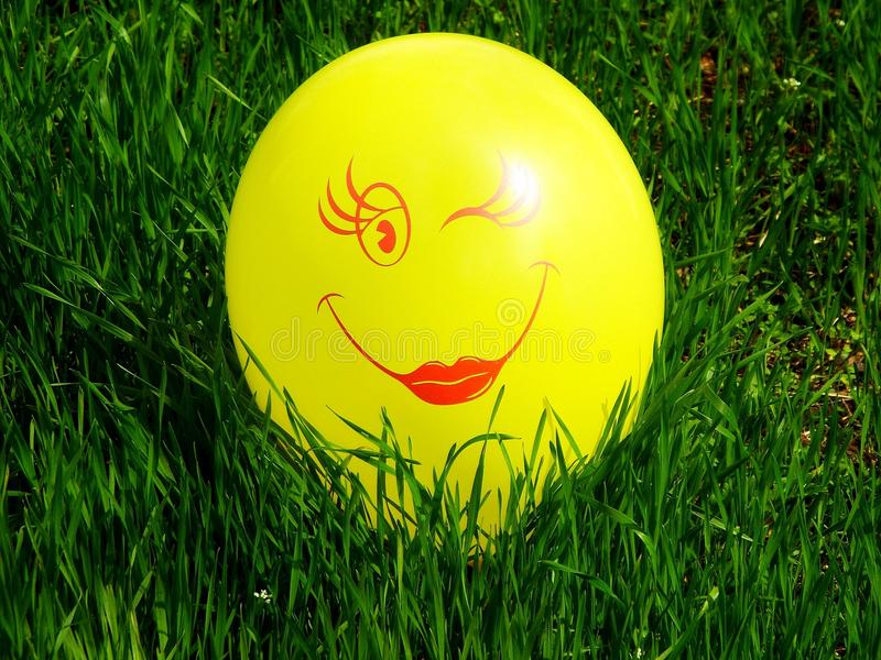 Un globo imagen de archivo libre de regalías