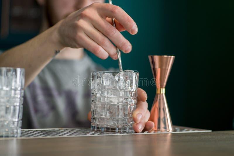 Un grande cocktail fotografia stock libera da diritti
