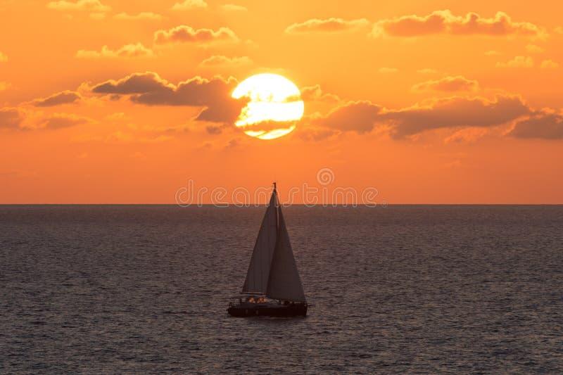 Un grande sole del foro fotografia stock
