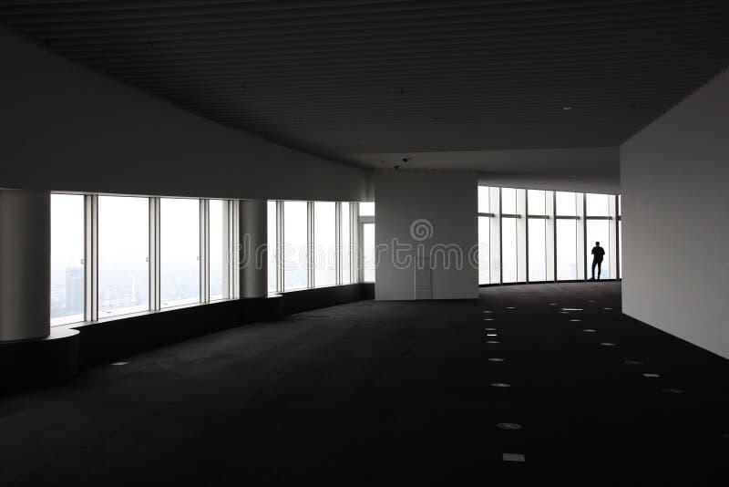 Un gratte-ciel photographie stock
