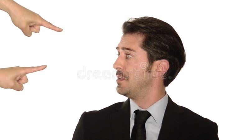 Un hombre de negocios culpable metrajes