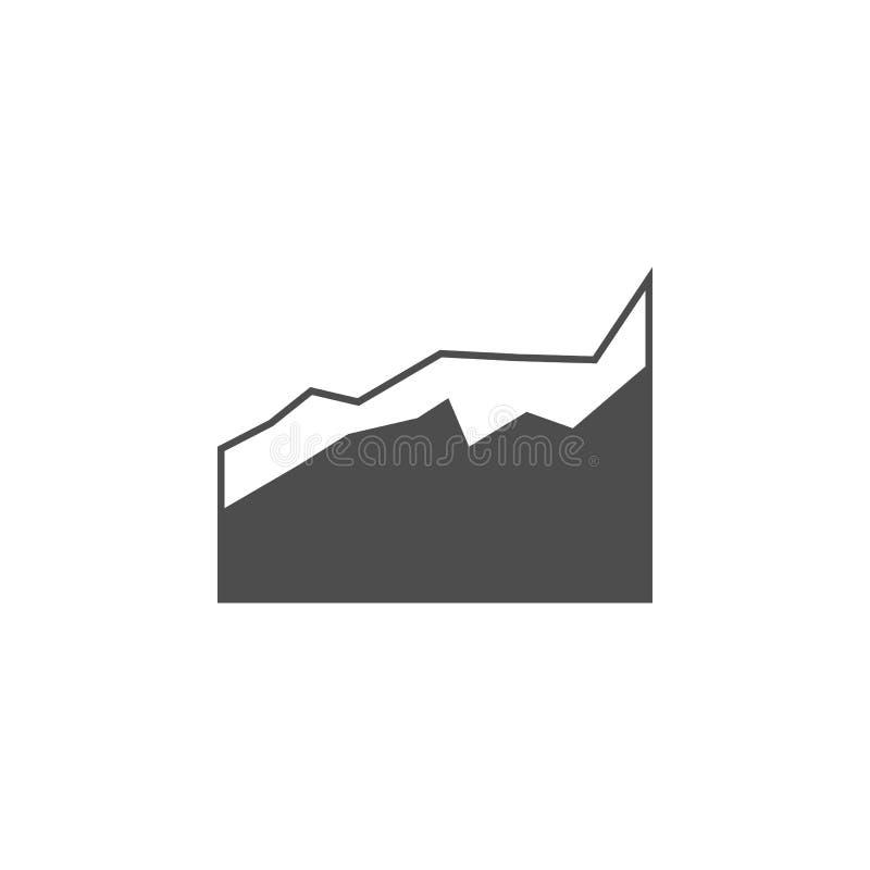 un icono comparativo del diagrama Elementos del icono del web Icono superior del diseño gráfico de la calidad Muestras e icono de libre illustration