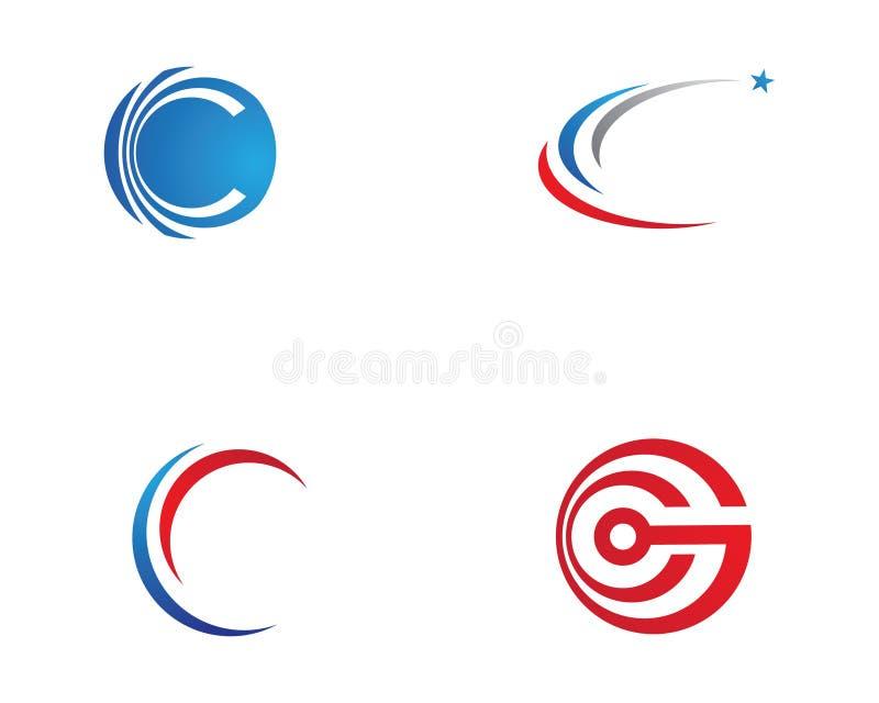 Un icono más rápido del vector de Logo Template ilustración del vector