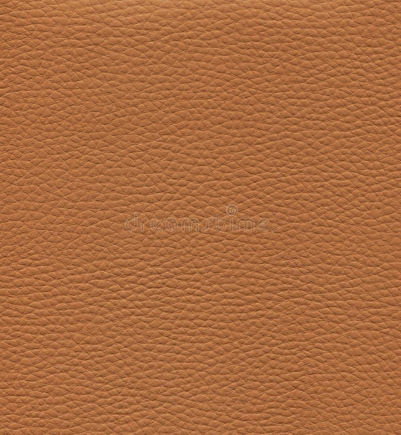 Un'immagine di un fondo di cuoio piacevole Struttura della pelle bovina fotografie stock