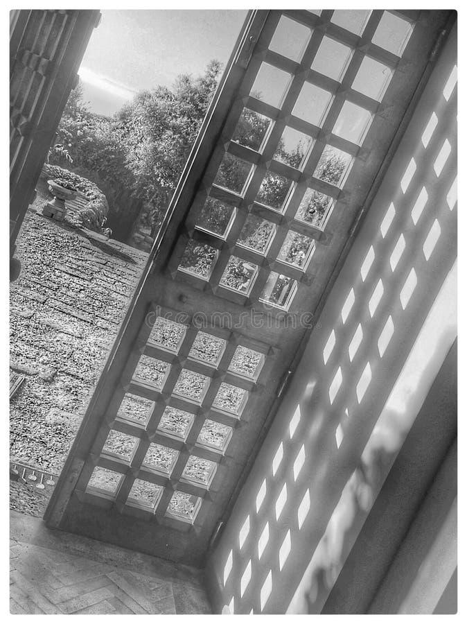 Un juego de sombras foto de archivo libre de regalías