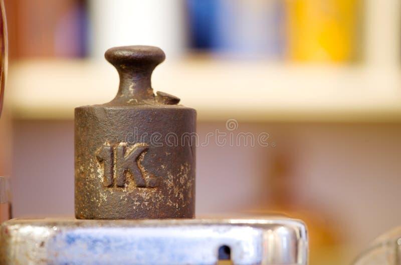 Kilogramme image stock