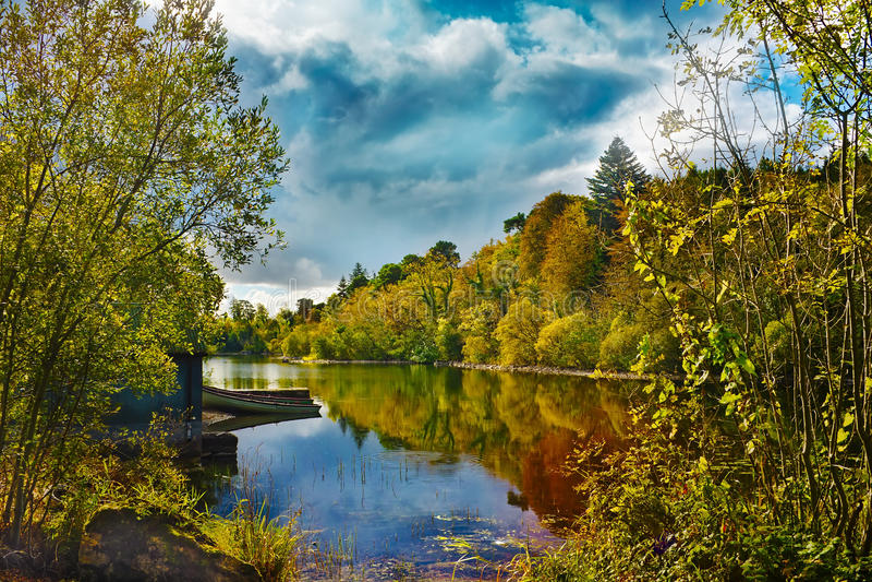 Un lago Codlata fotos de archivo libres de regalías