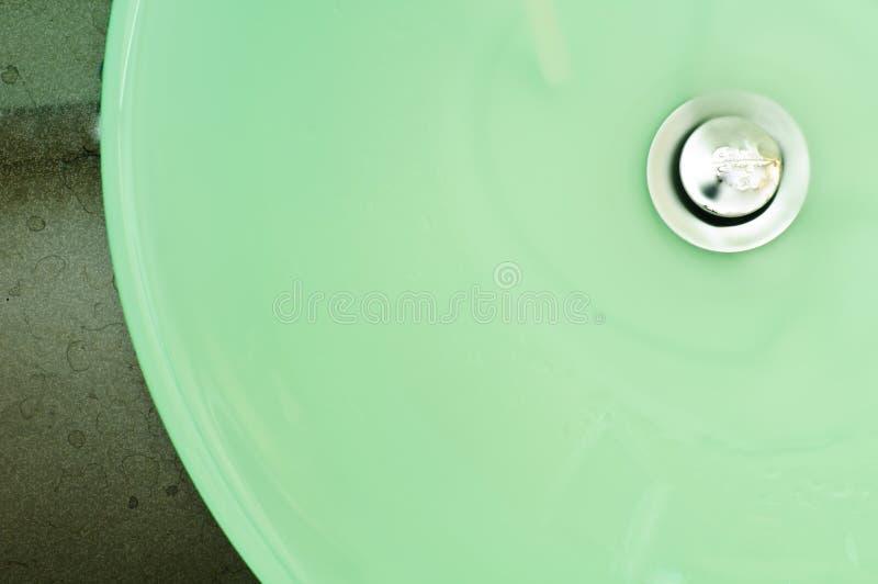 Un lavabo immagini stock libere da diritti