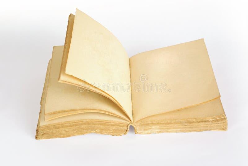 Un libro fotografia stock