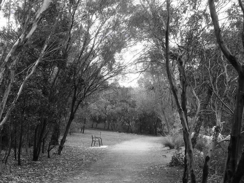 Un lugar a sentarse foto de archivo