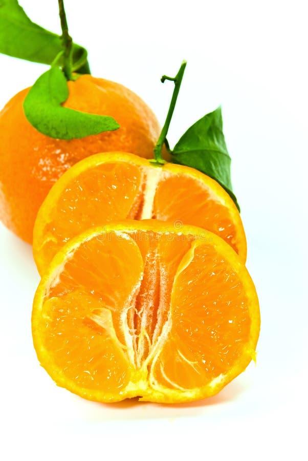 Download Un Mandarino Fresco - Alto Vicino Fotografia Stock - Immagine di sano, zucca: 3892706