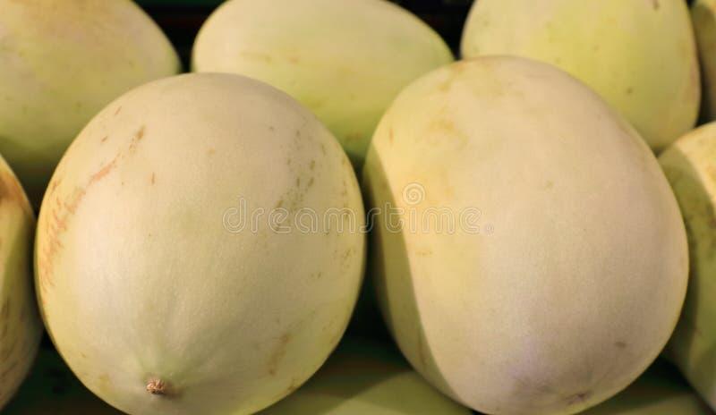 Un melone delizioso può essere molto piacevole fotografia stock libera da diritti